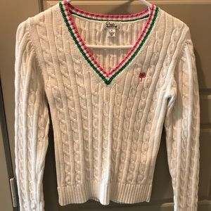 Lilly Pulitzer White Label Vintage Sweater